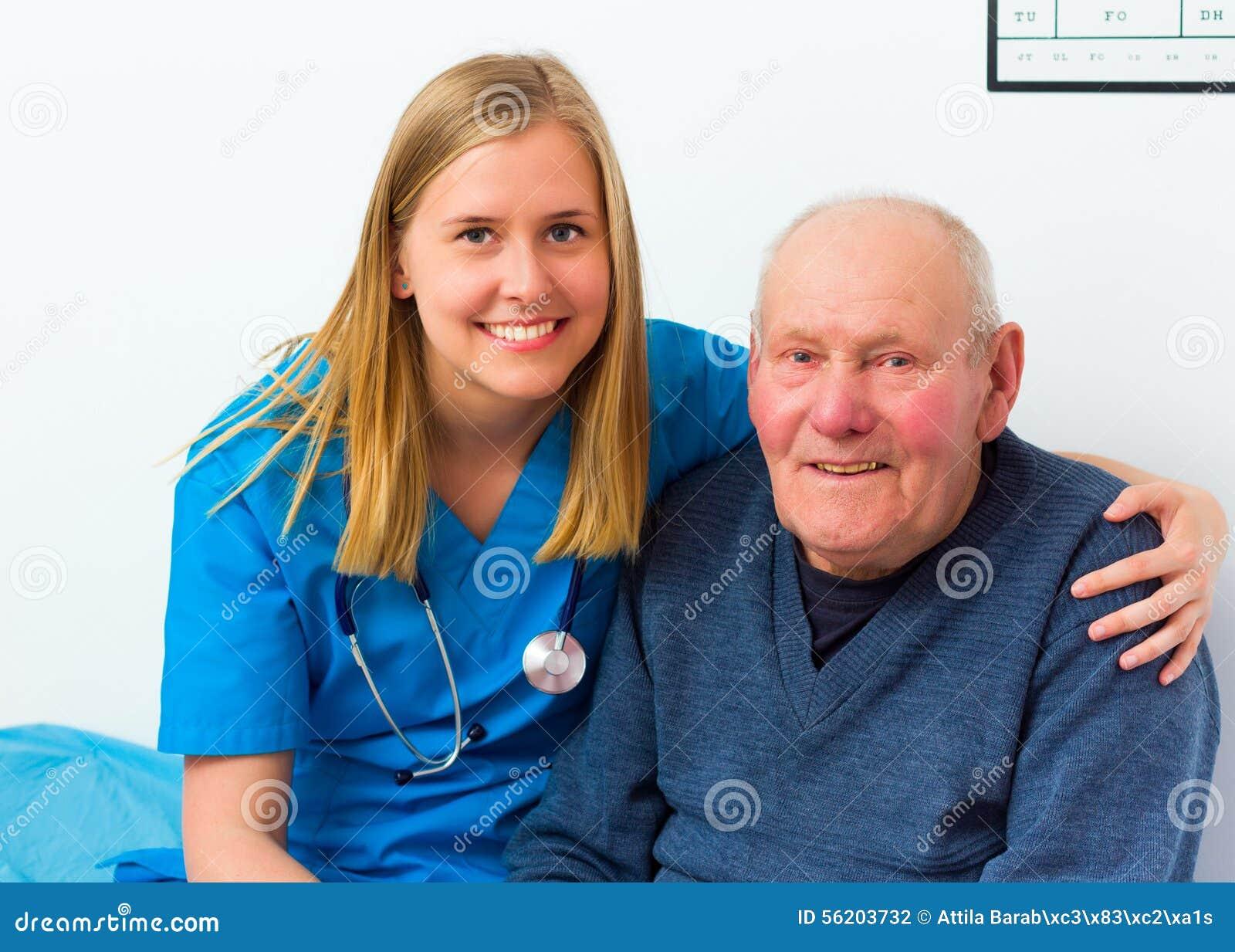 Tålmodig åldring för doktor And His Lovely