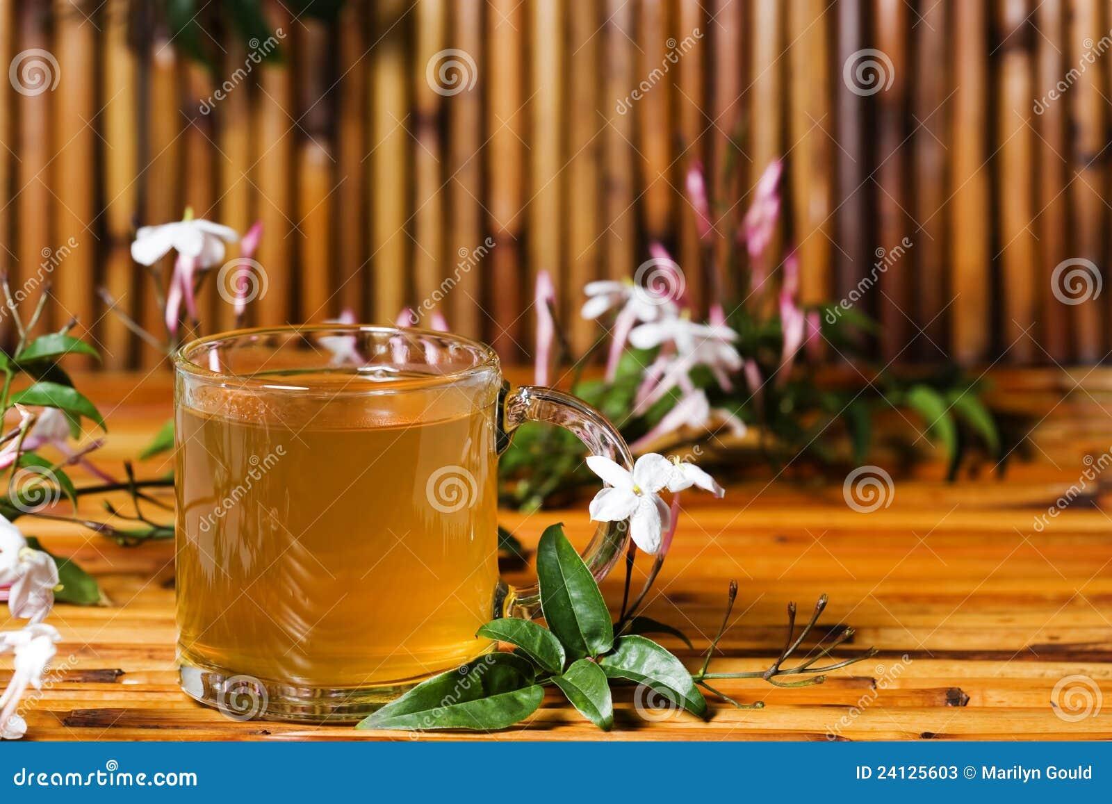 Tè del gelsomino