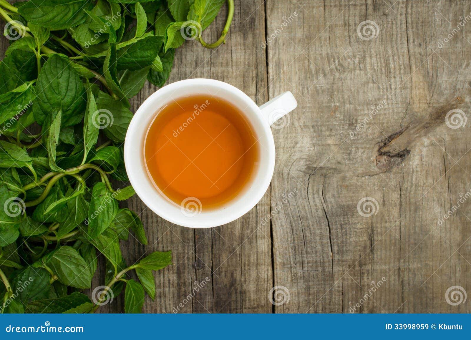 Tè della menta