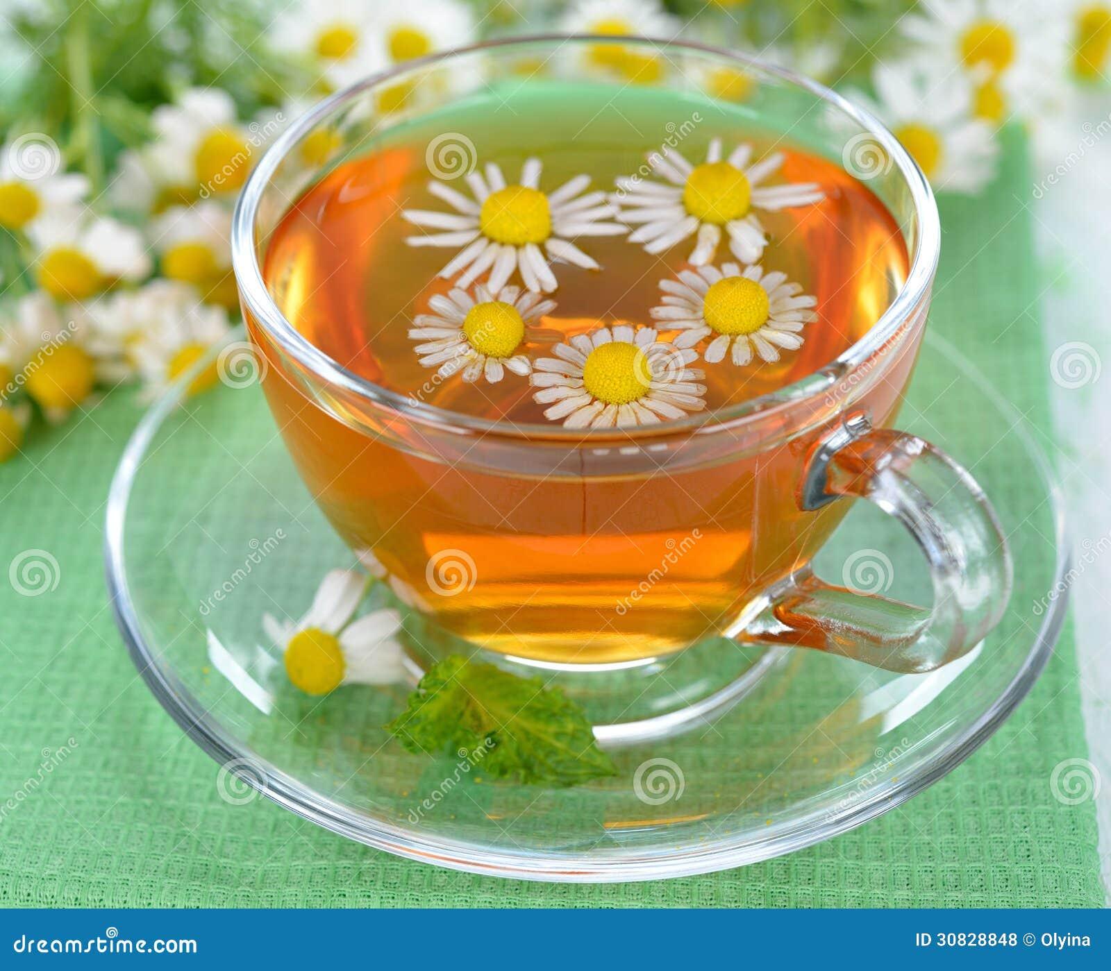 Tè di camomilla