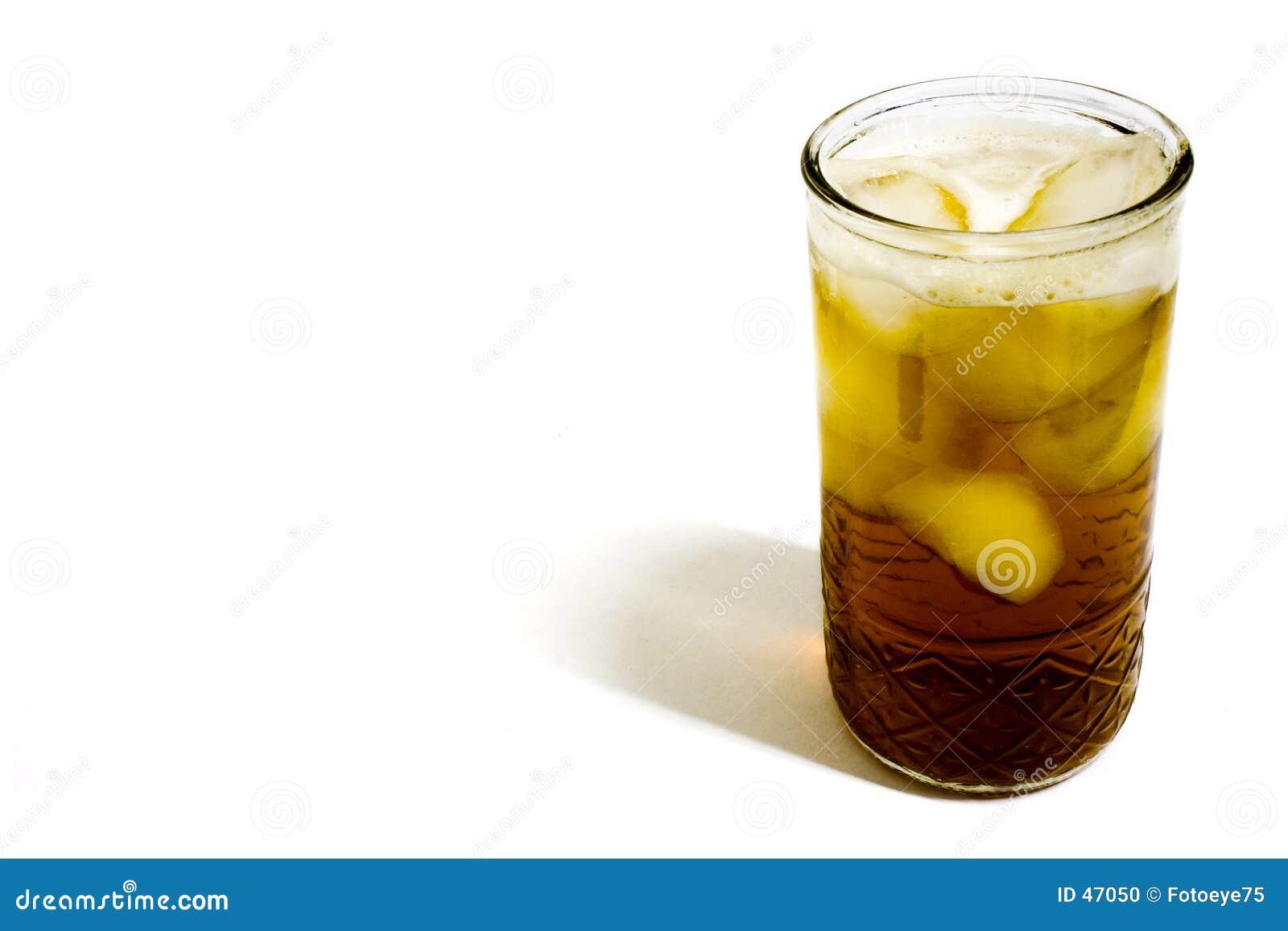 Tè di ghiaccio