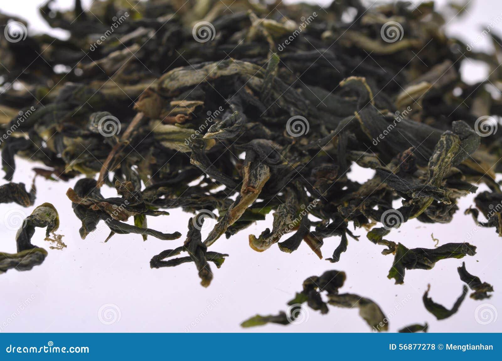 Tè scuro--tè fermentato popolare in Cina