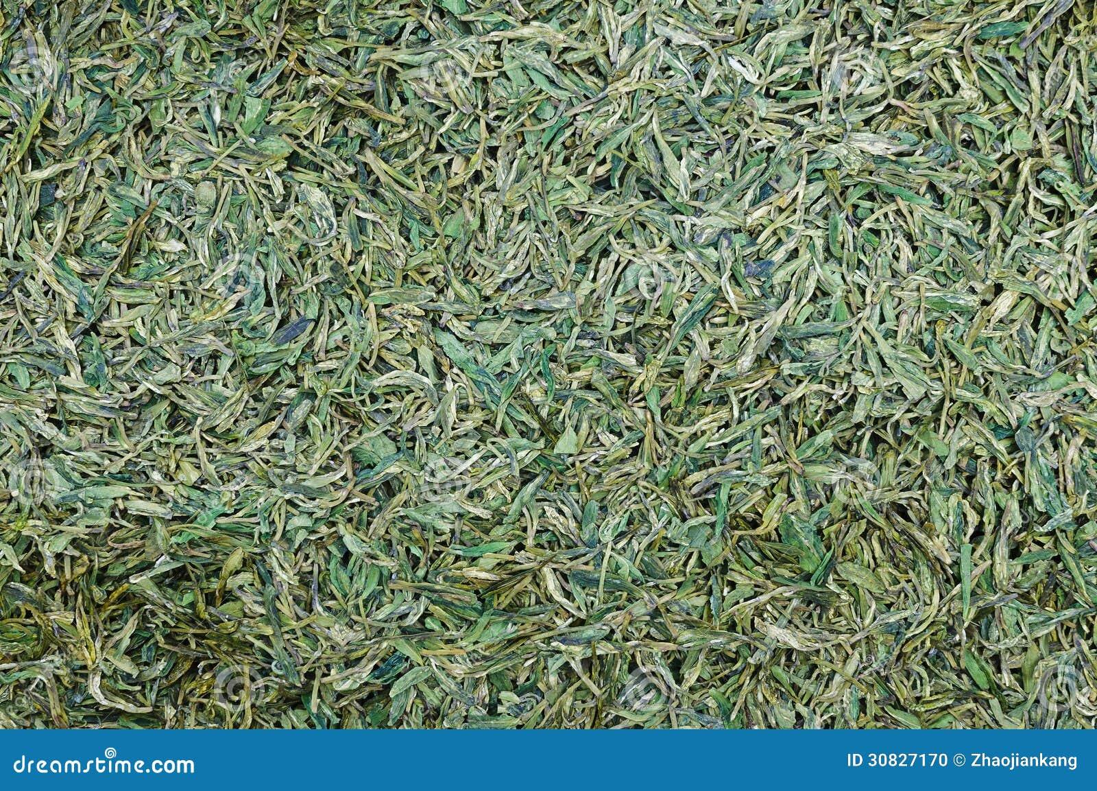 Tè verde fritto