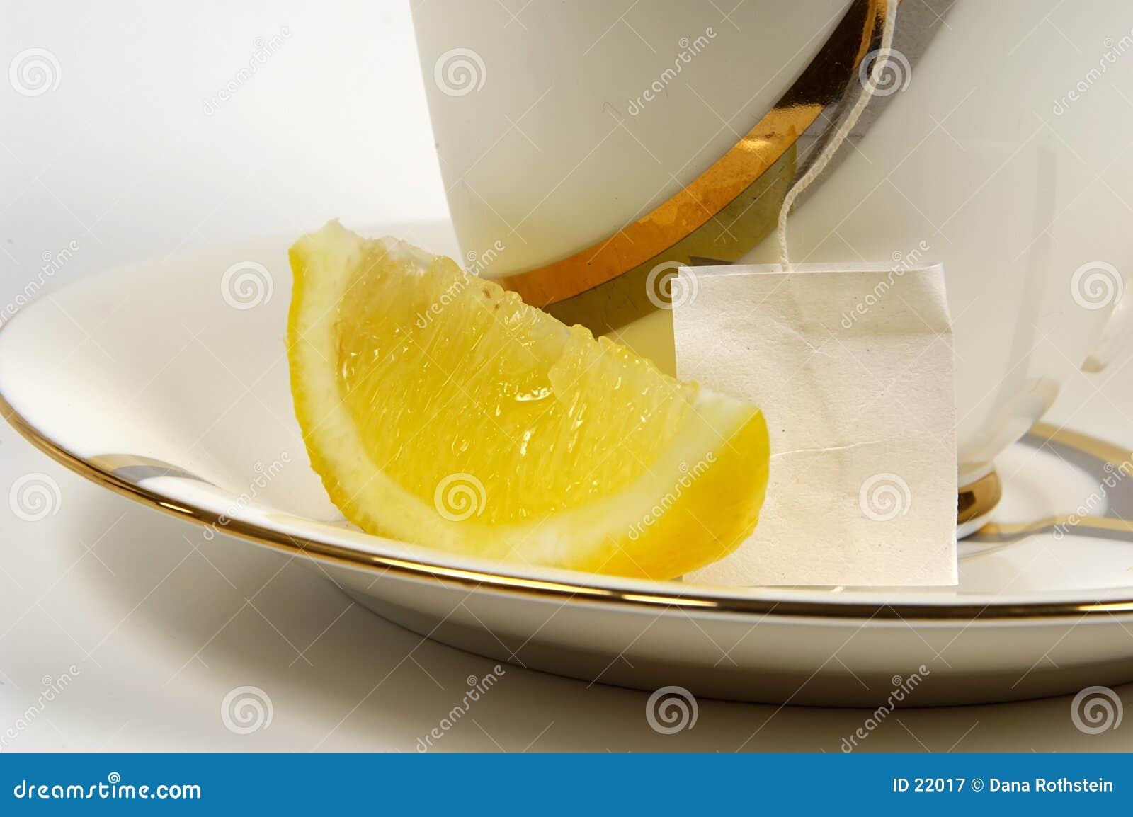 Té del limón