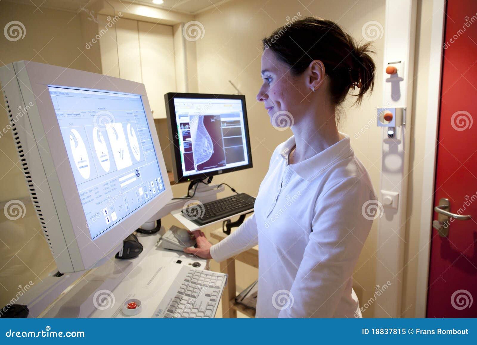 Técnico de la radiología