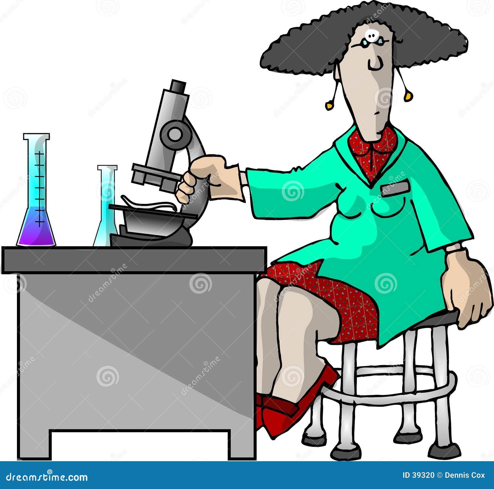 Download Técnico de laboratorio stock de ilustración. Ilustración de galón - 39320