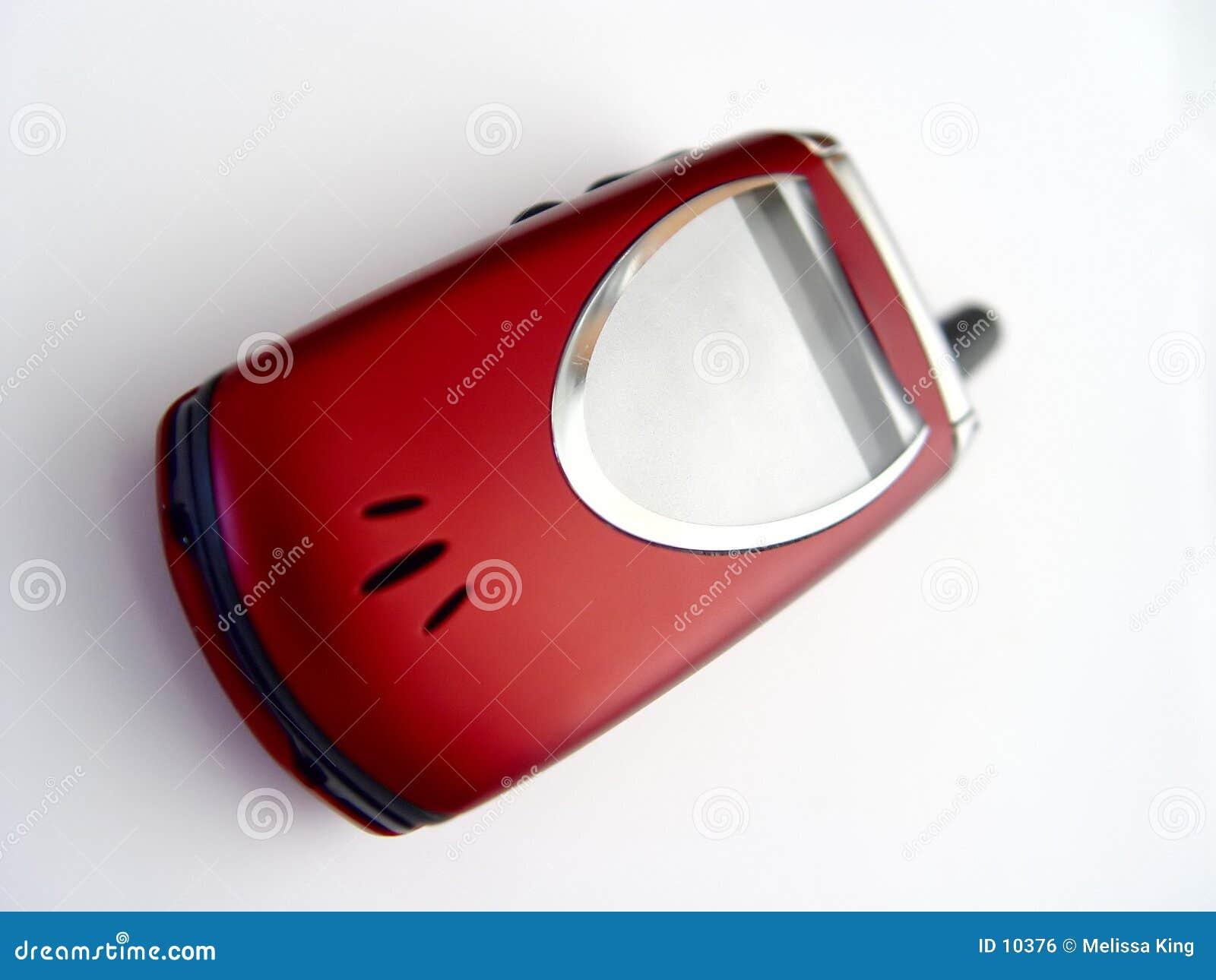 Téléphone cellulaire de chiquenaude