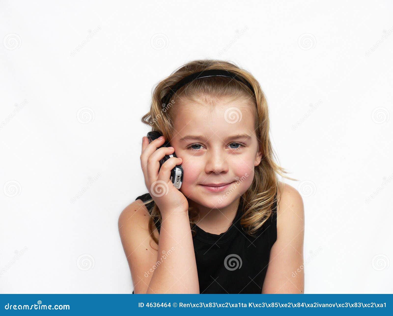 Téléphone d entretien d enfant