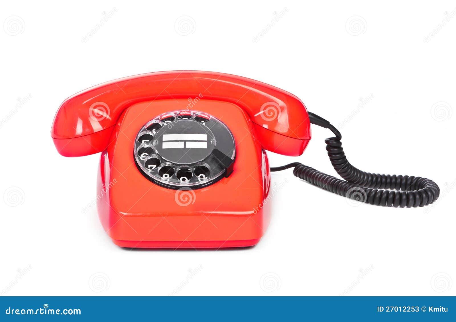 t l phone de cadran rouge de bak lite photos stock image 27012253. Black Bedroom Furniture Sets. Home Design Ideas