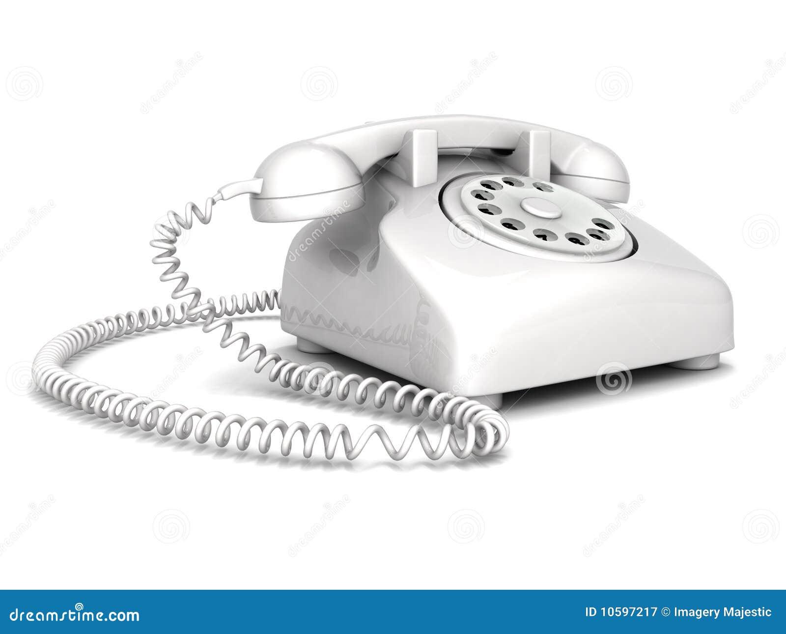 Téléphone de ligne terrestre
