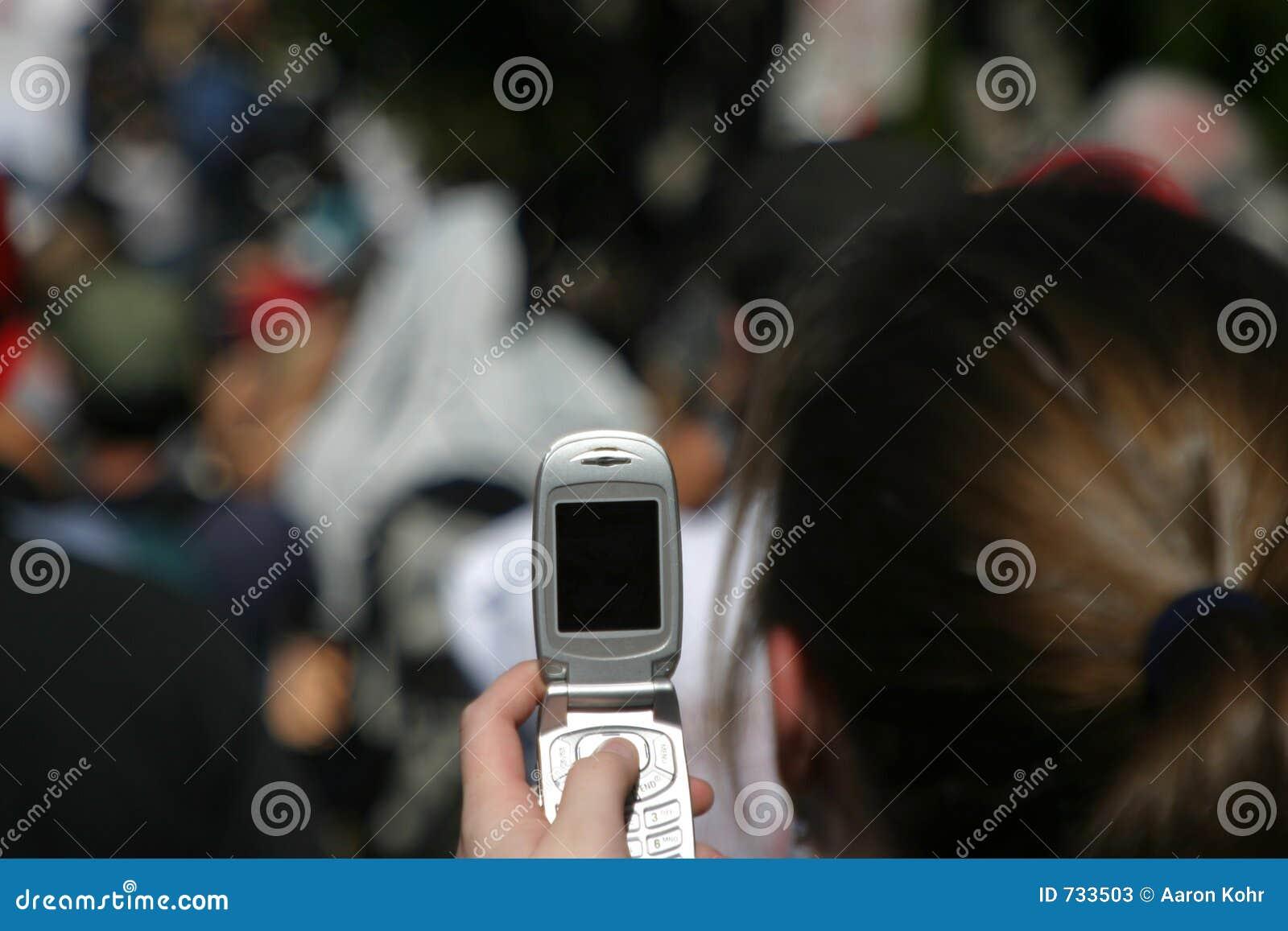 Téléphone de photo