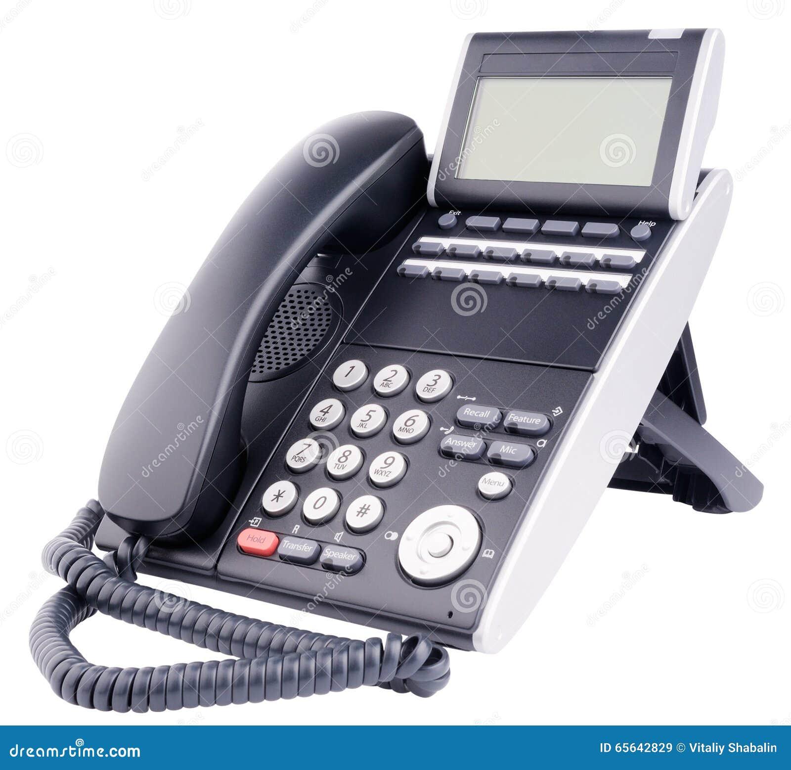 Téléphone digital de bureau