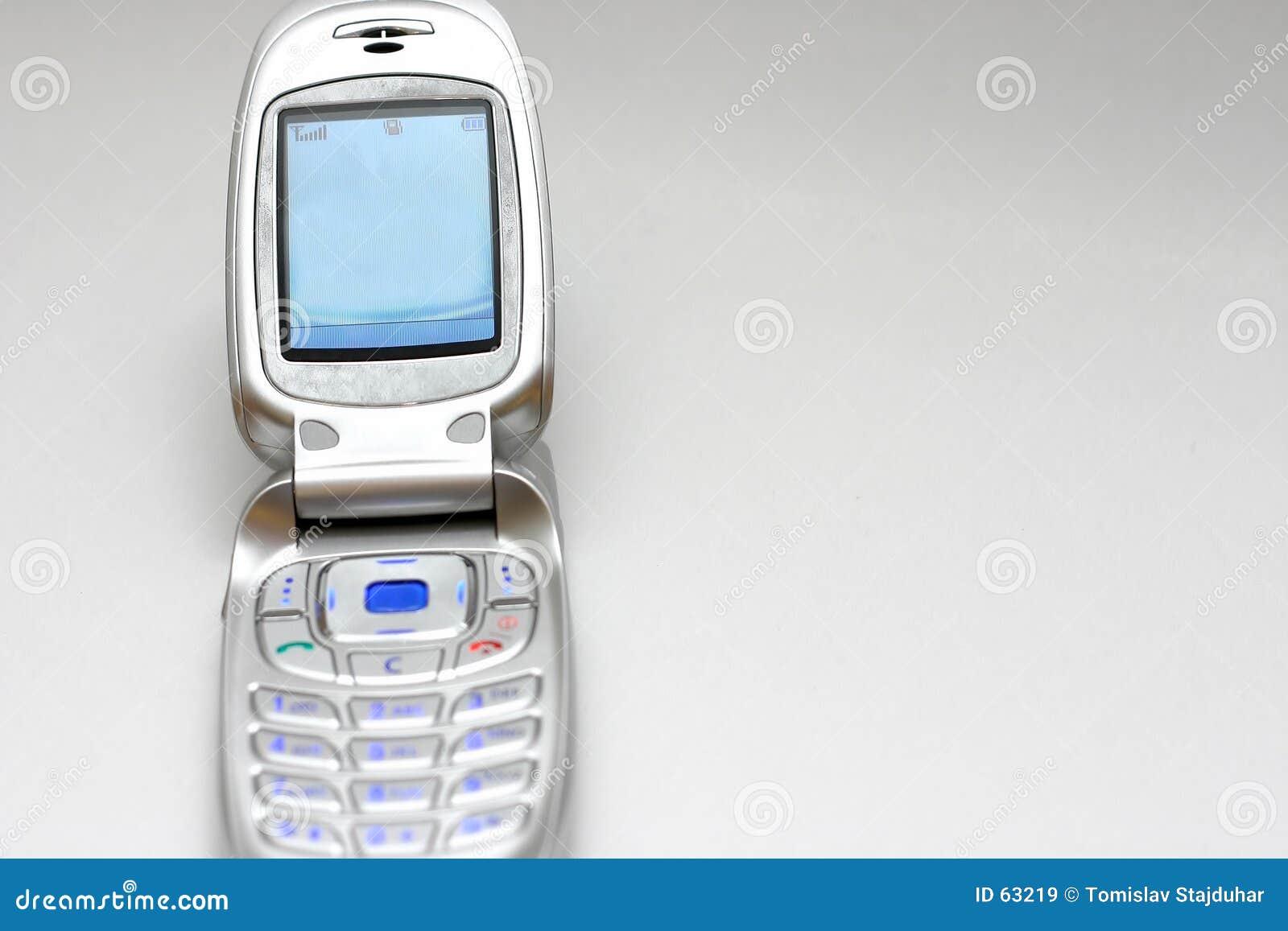 Download Téléphone portable image stock. Image du handheld, artistique - 63219