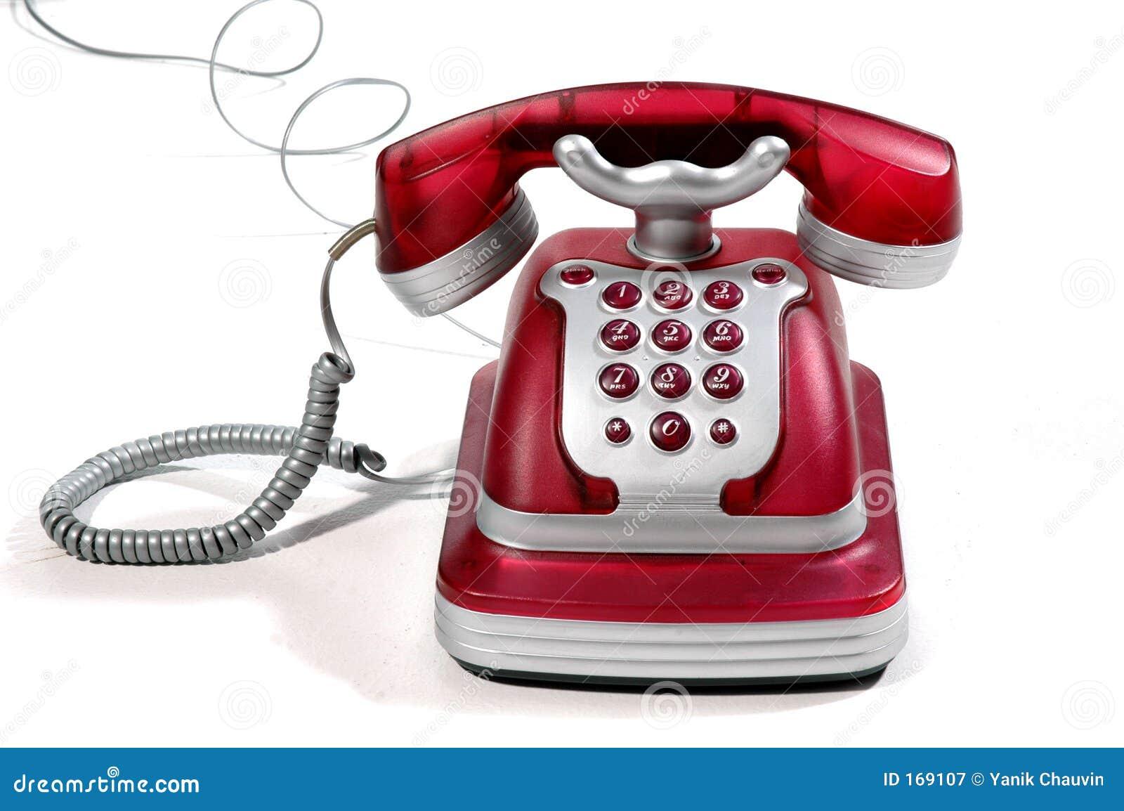 Téléphone rouge 4