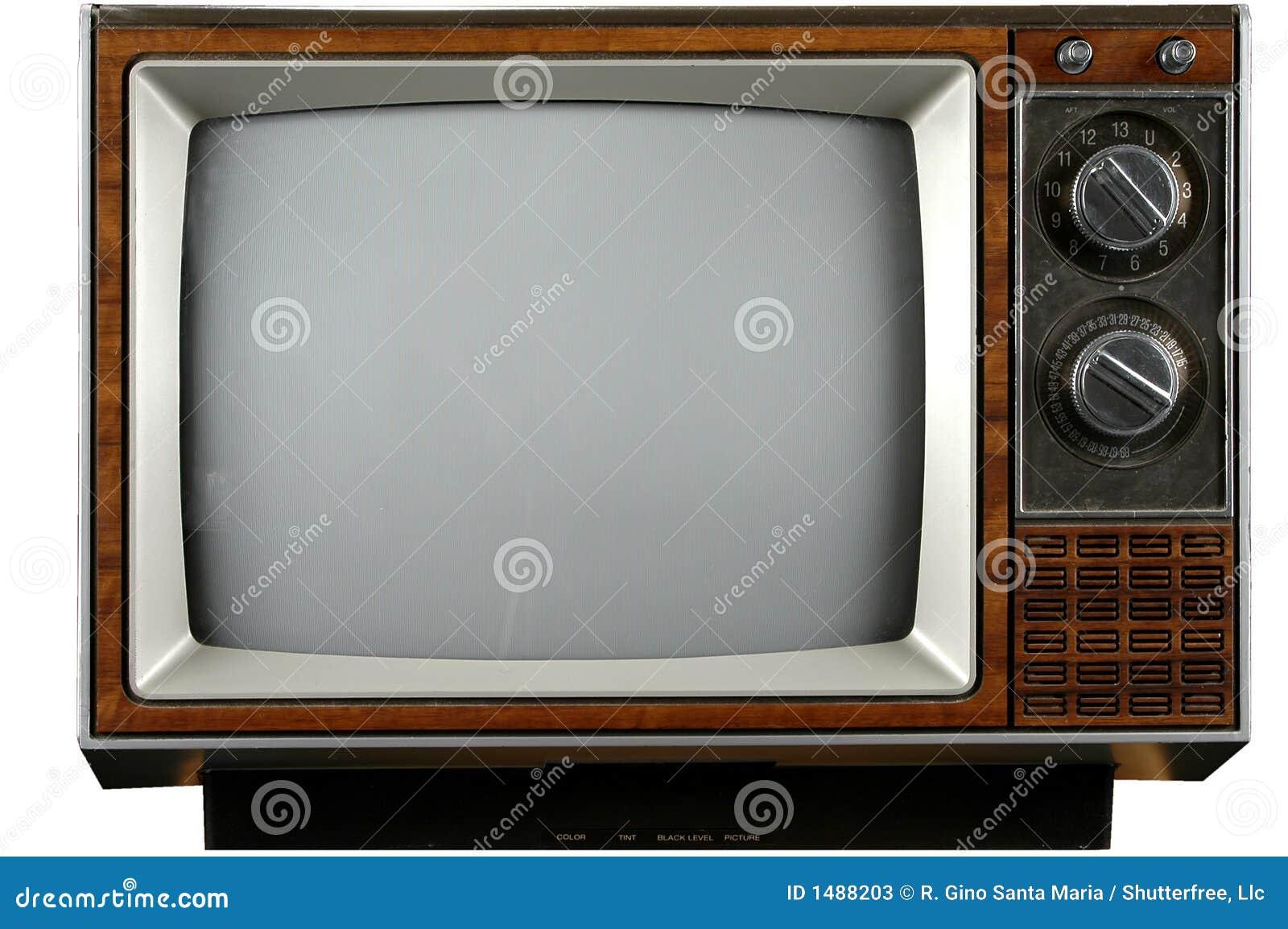 Télévision de cru