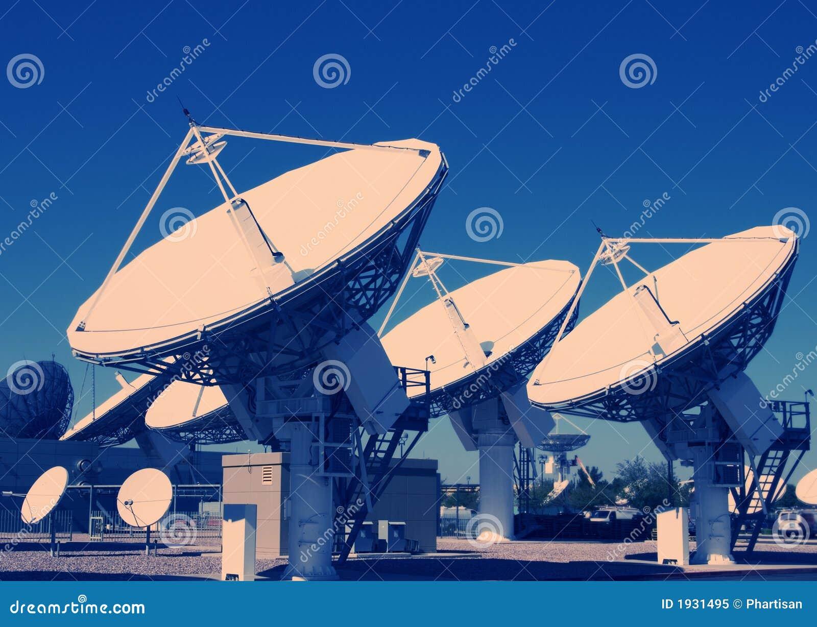 Télescopes de radiofréquence d espace lointain