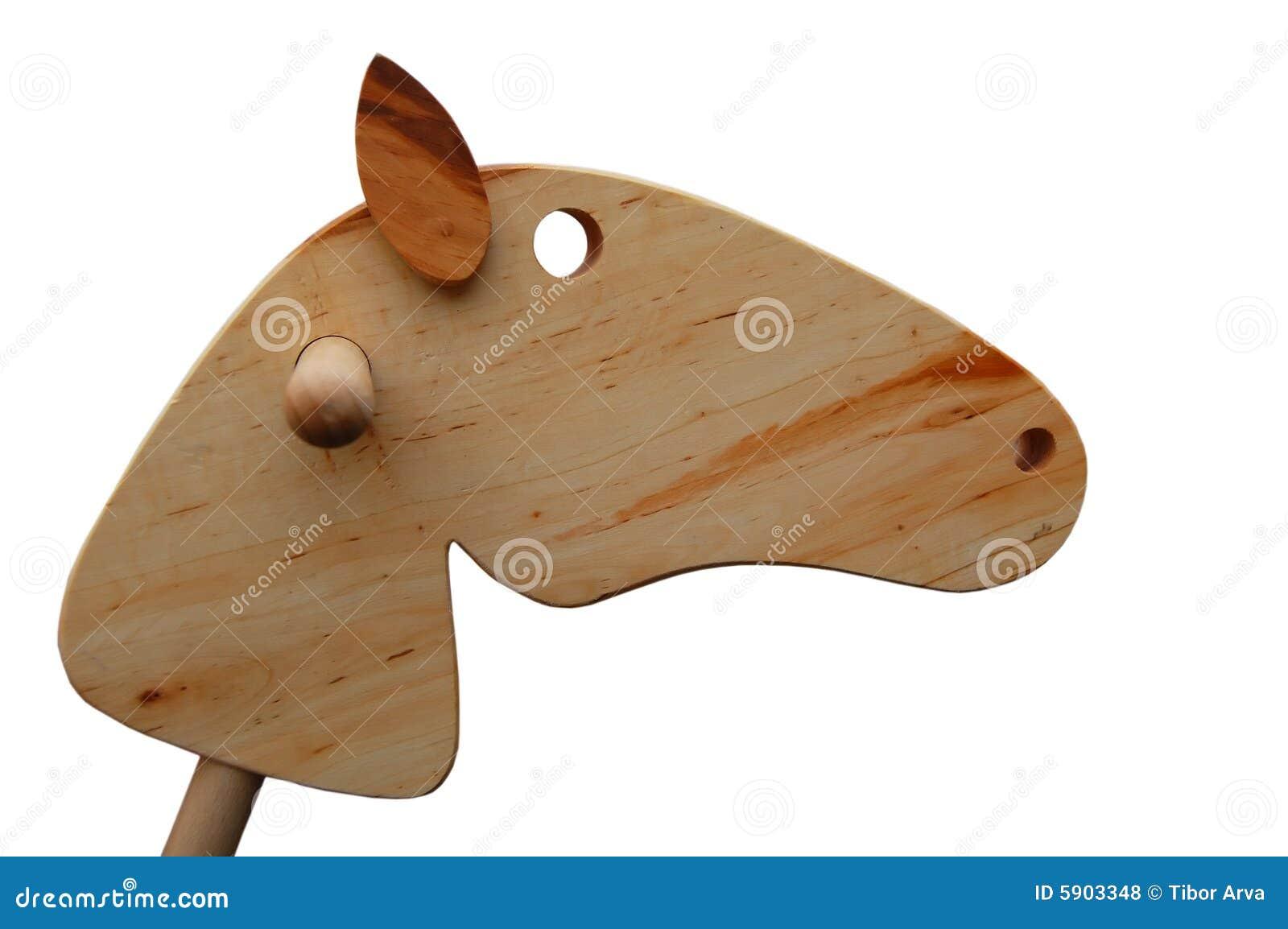 t te de cheval en bois photos libres de droits image 5903348. Black Bedroom Furniture Sets. Home Design Ideas