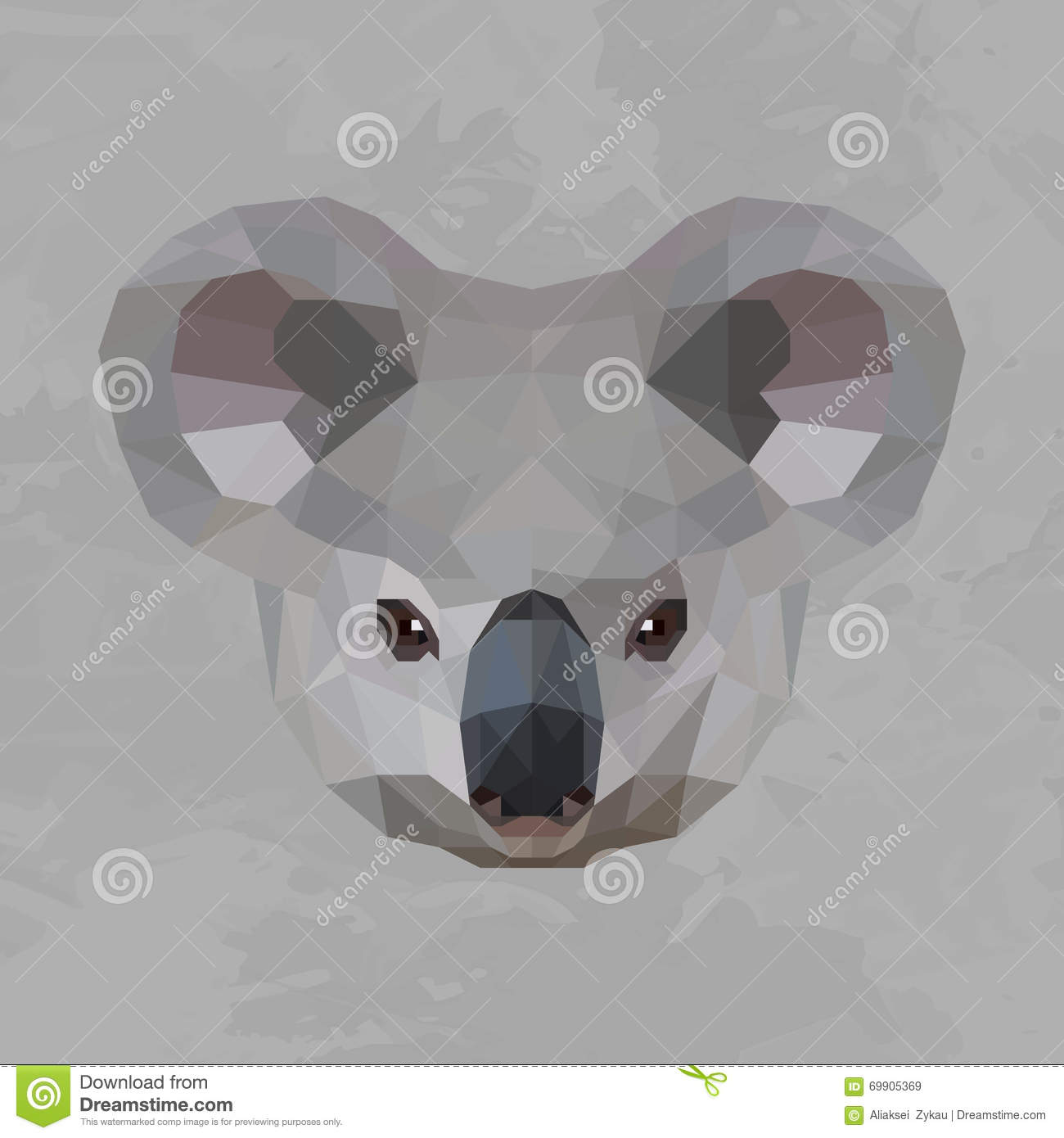 Koala Silhouette Stock Illustrations Vecteurs Clipart 610
