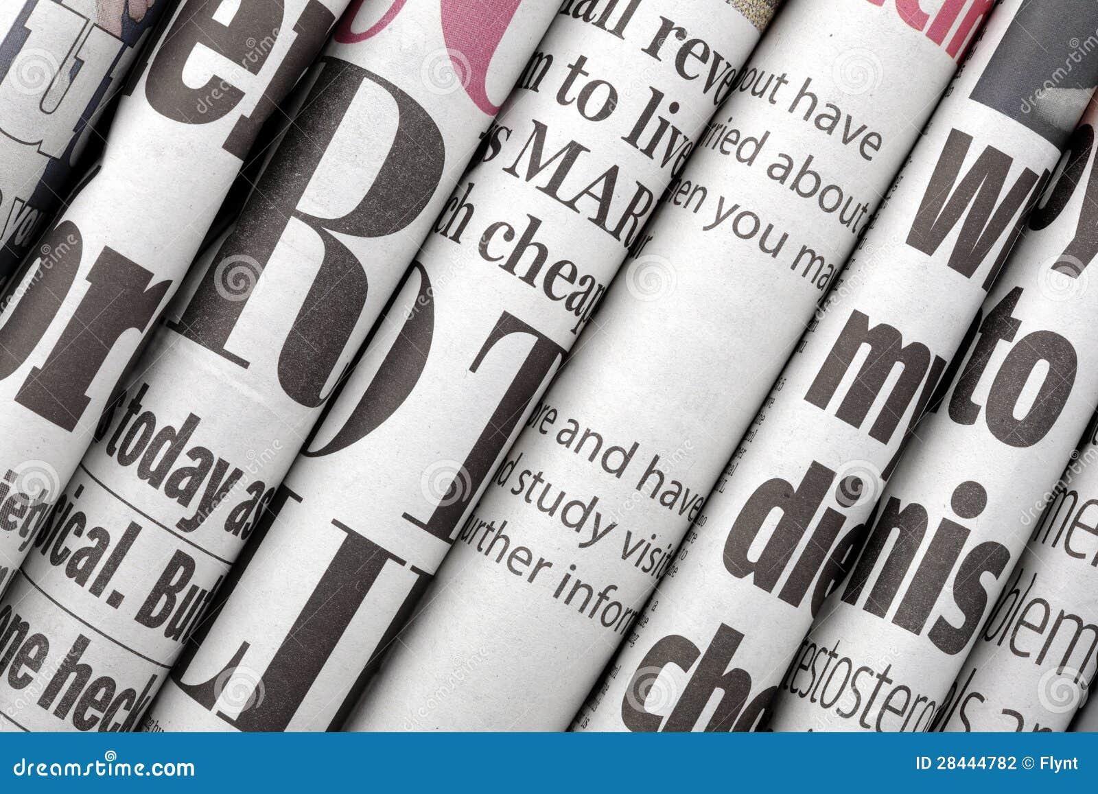 Título de jornal