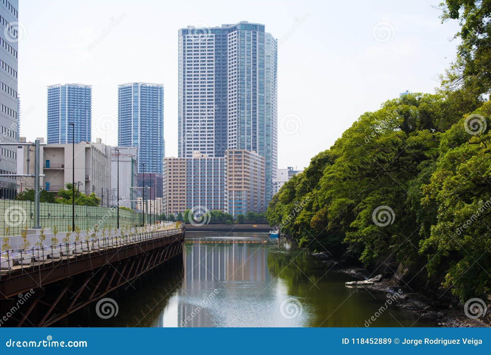 Tóquio, Japão - 22 de julho de 2017