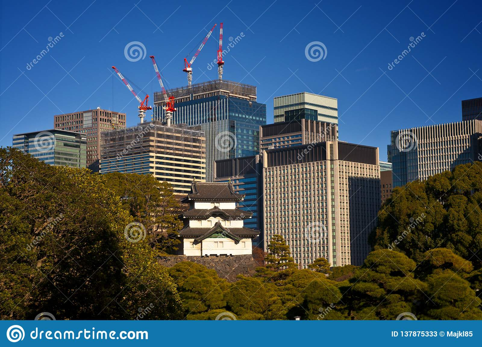 Tóquio - onde a tradição encontra a modernidade