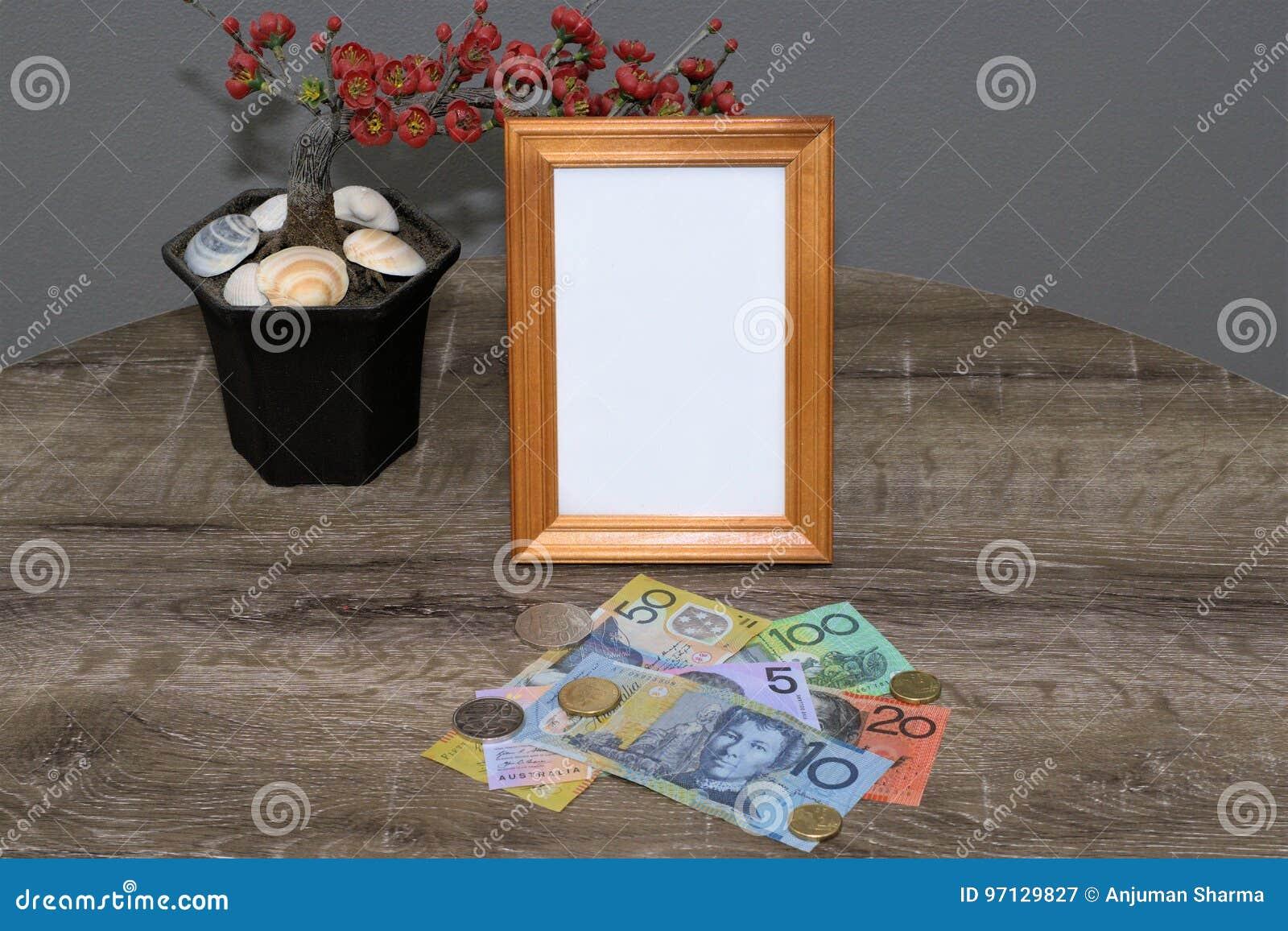 Töm ramen och pengar