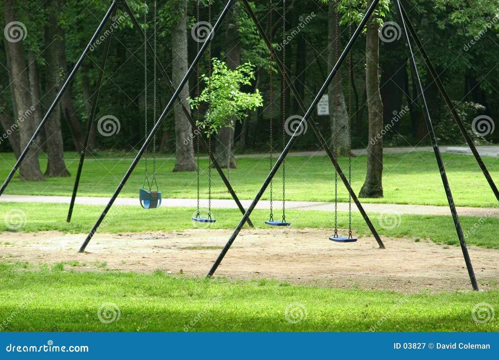 Töm swings