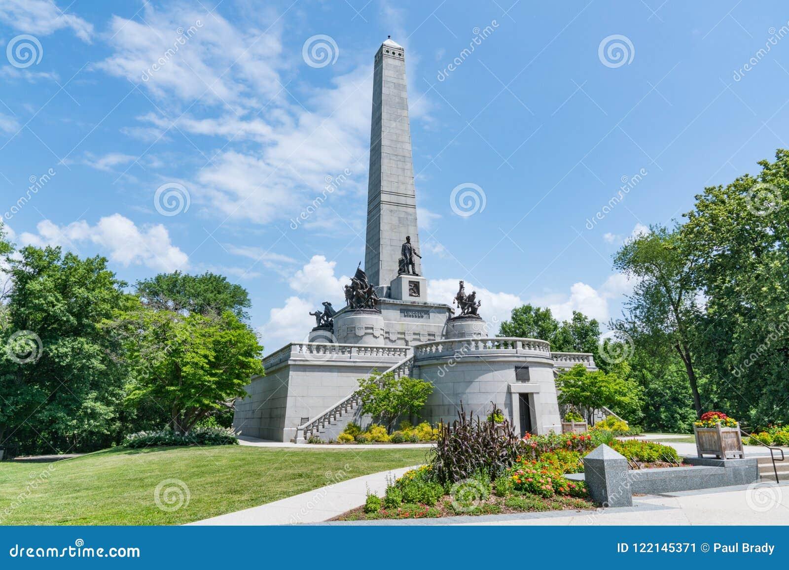 Túmulo de Abraham Lincoln