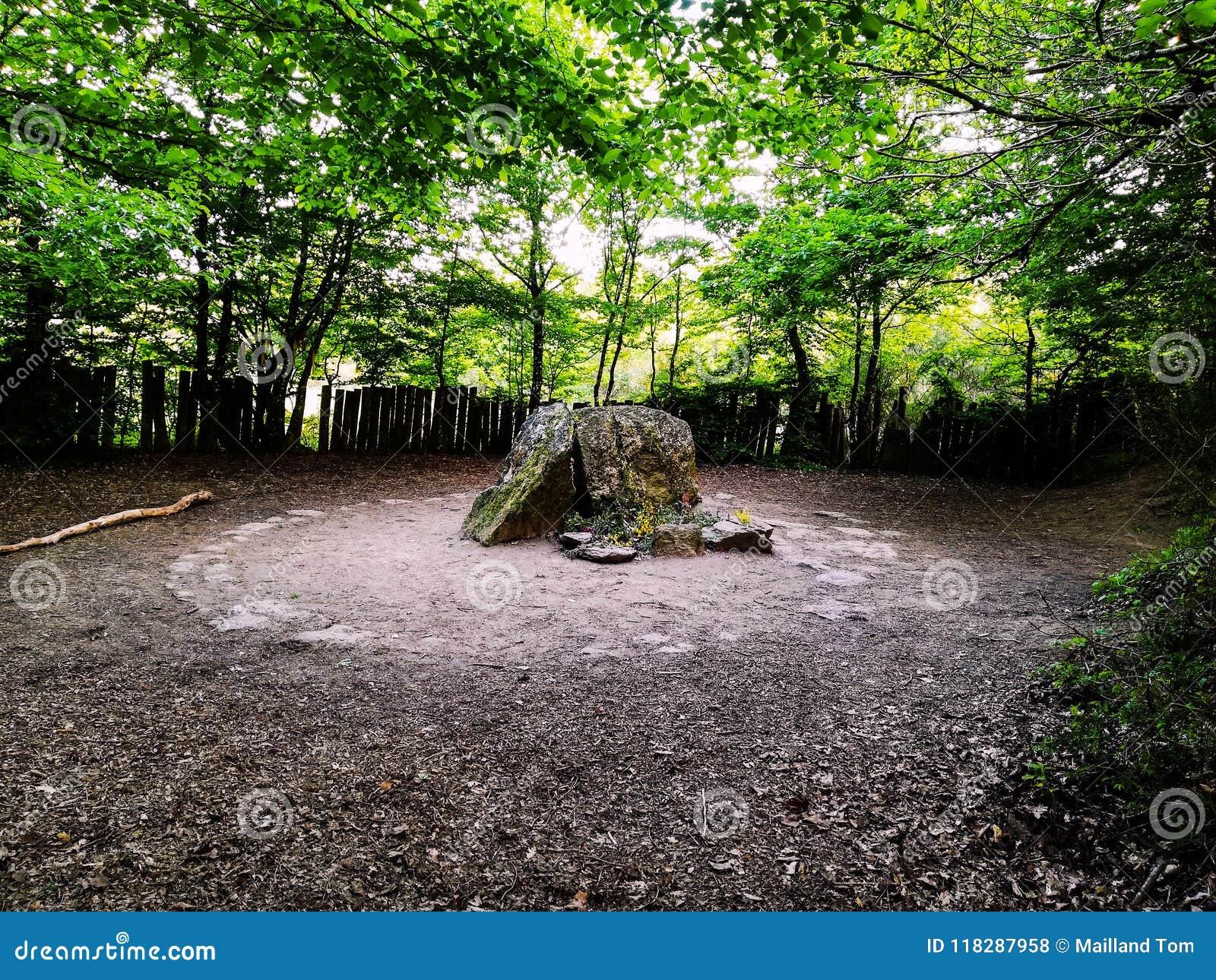 Túmulo de Merlin