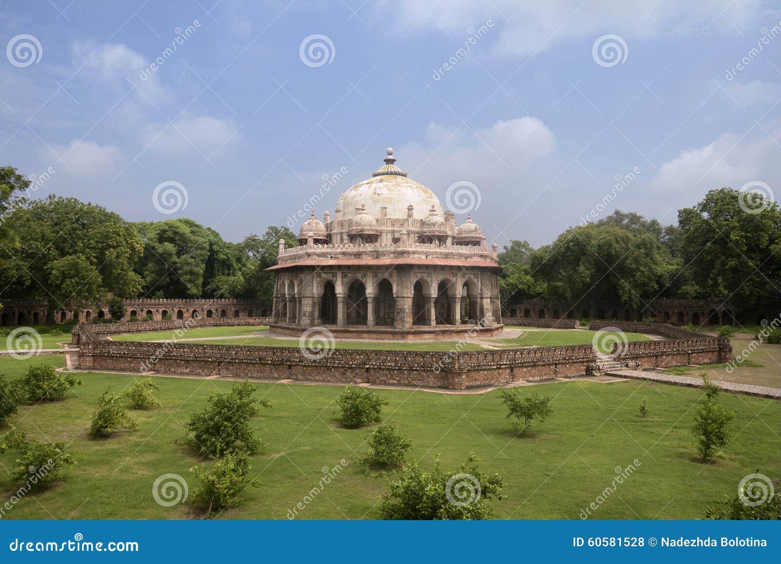Túmulo do AIA Khan, Nova Deli India
