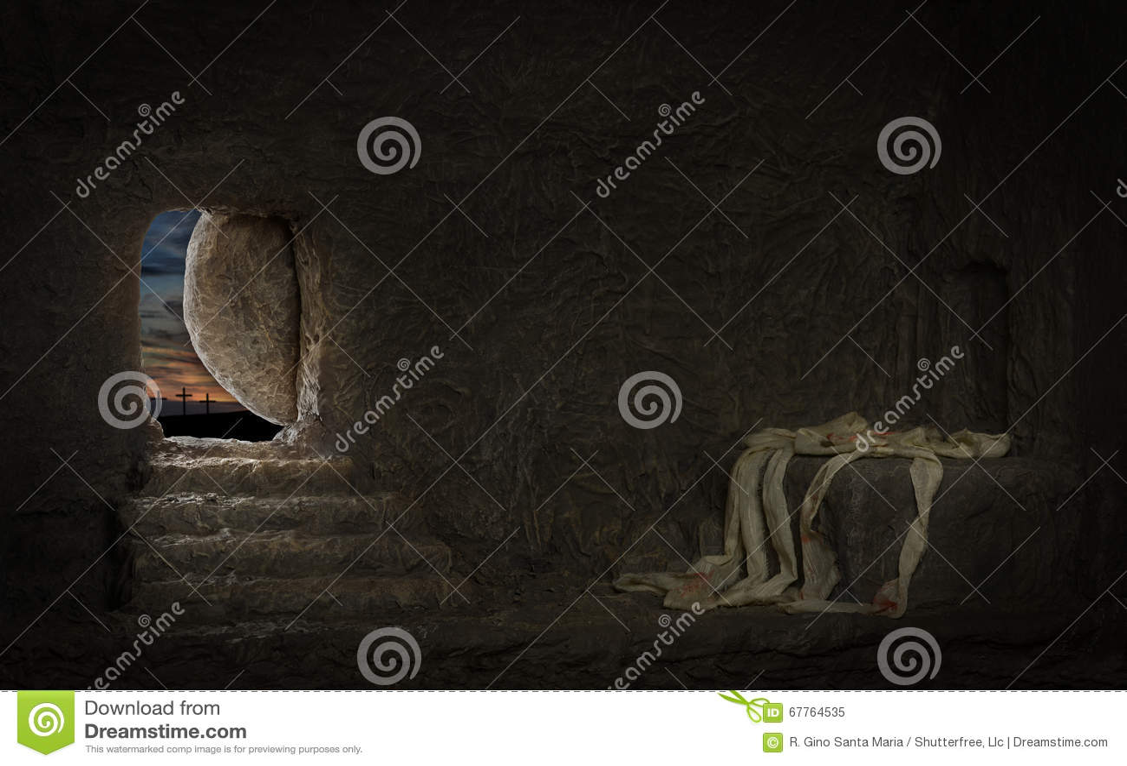 Túmulo vazio de Jesus