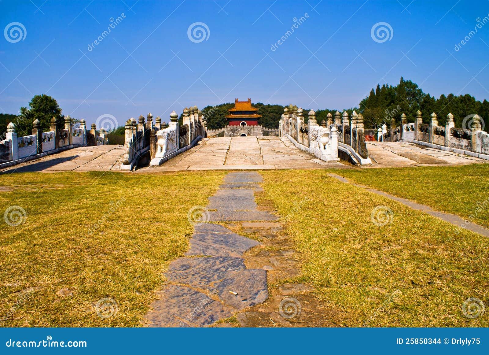 Túmulos imperiais chineses da dinastia de Ming