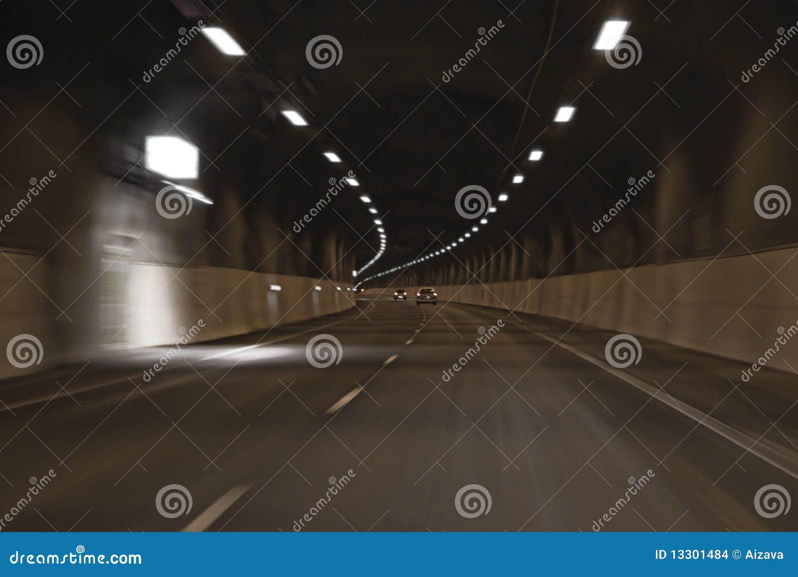 Túnel del coche