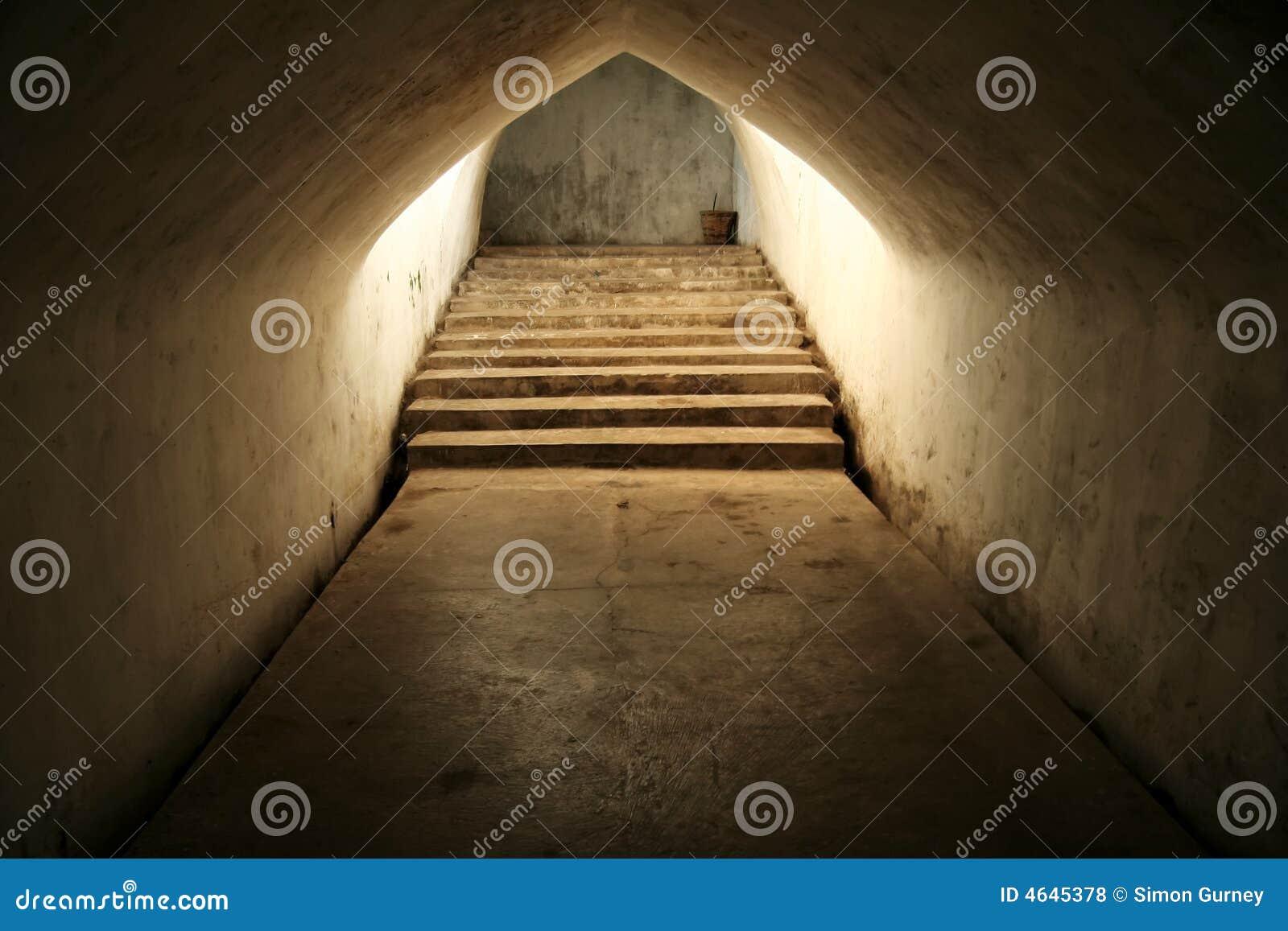 Túnel do templo