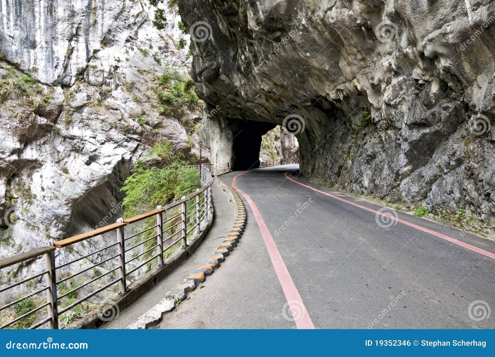 Túnel, Formosa