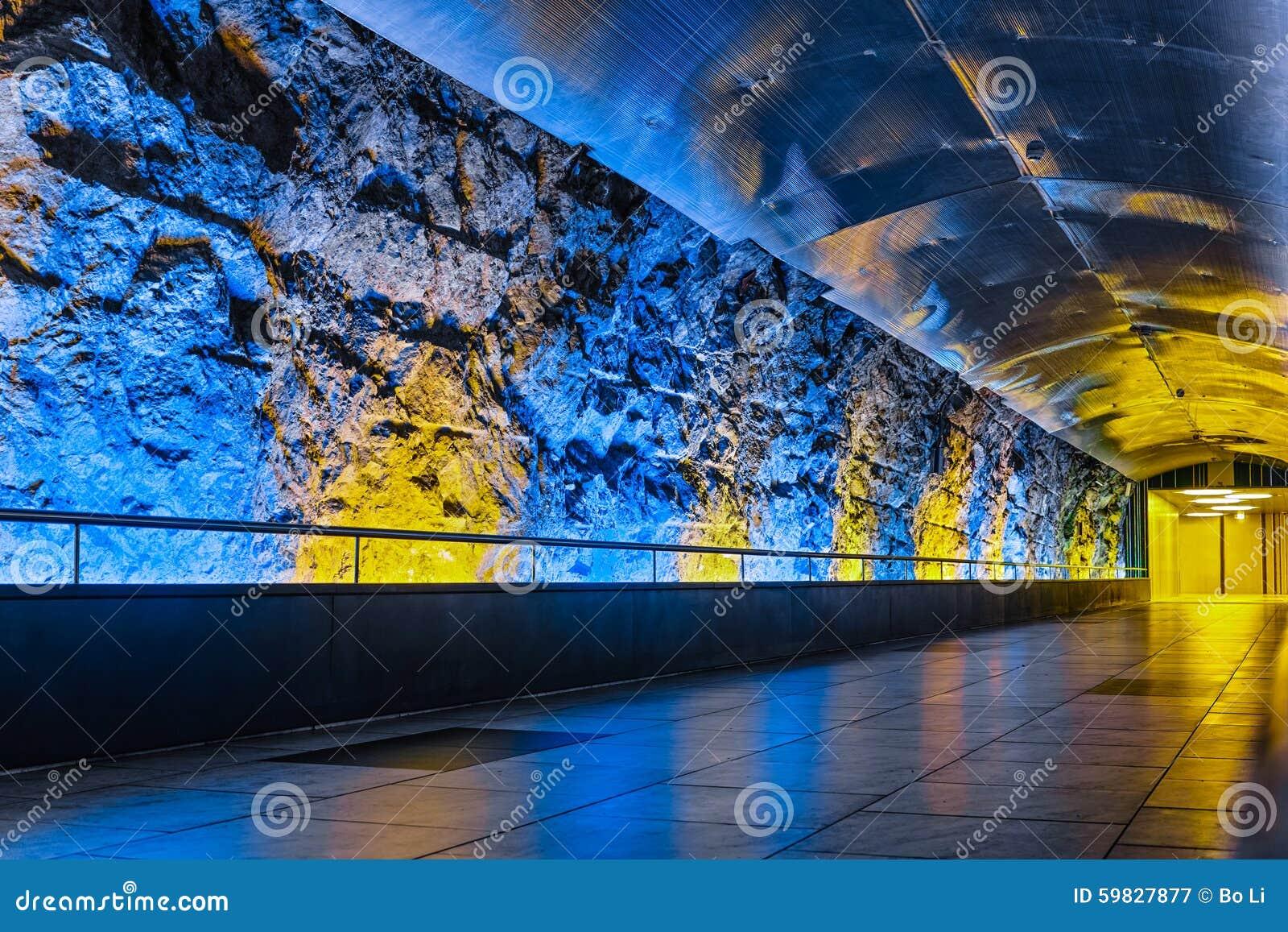 Túnel mágico de Mónaco