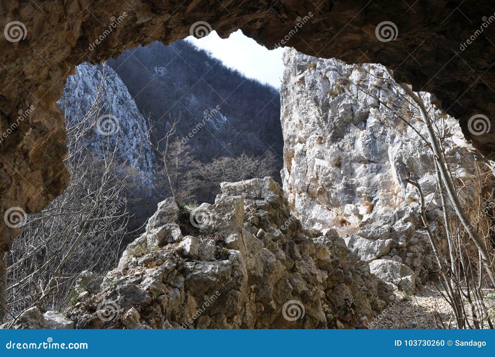Túnel romano