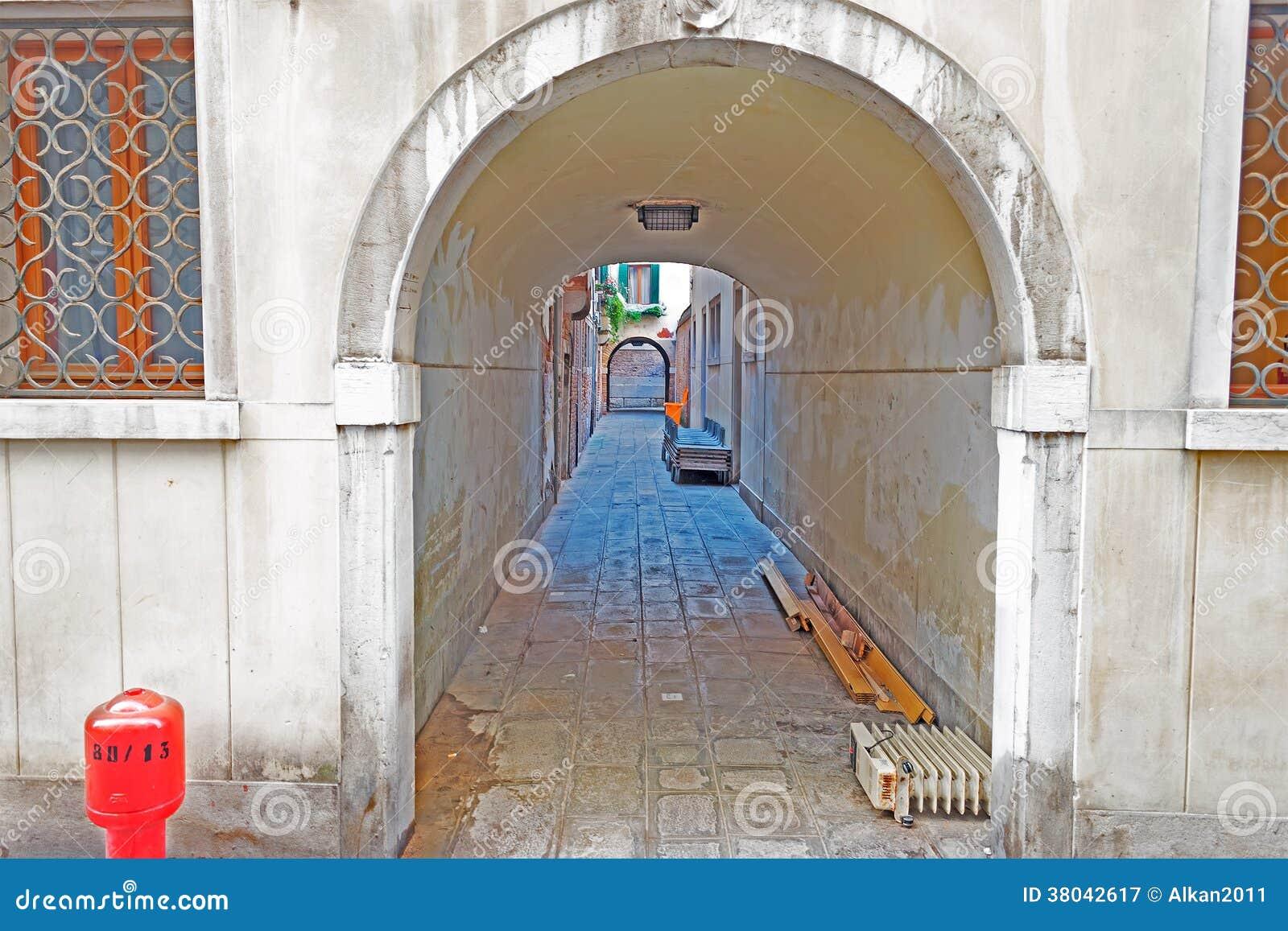 Túnel urbano
