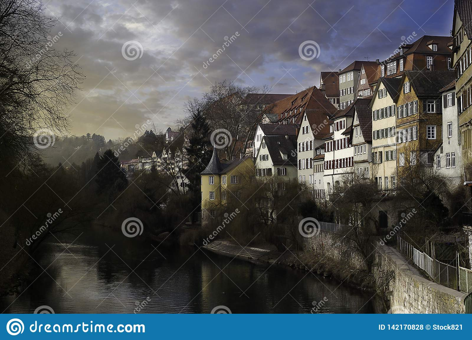 Tübingen van de Brug