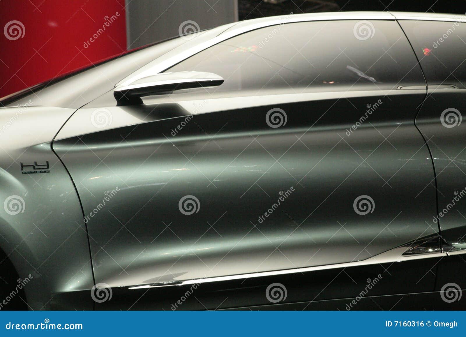 Tür-Citroen-Konzept-Auto