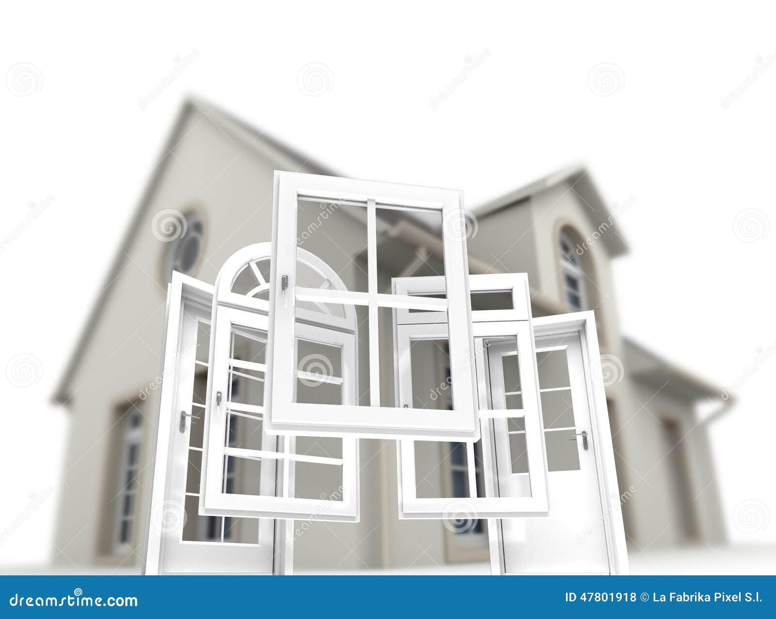 Tür- und Fensterersatz