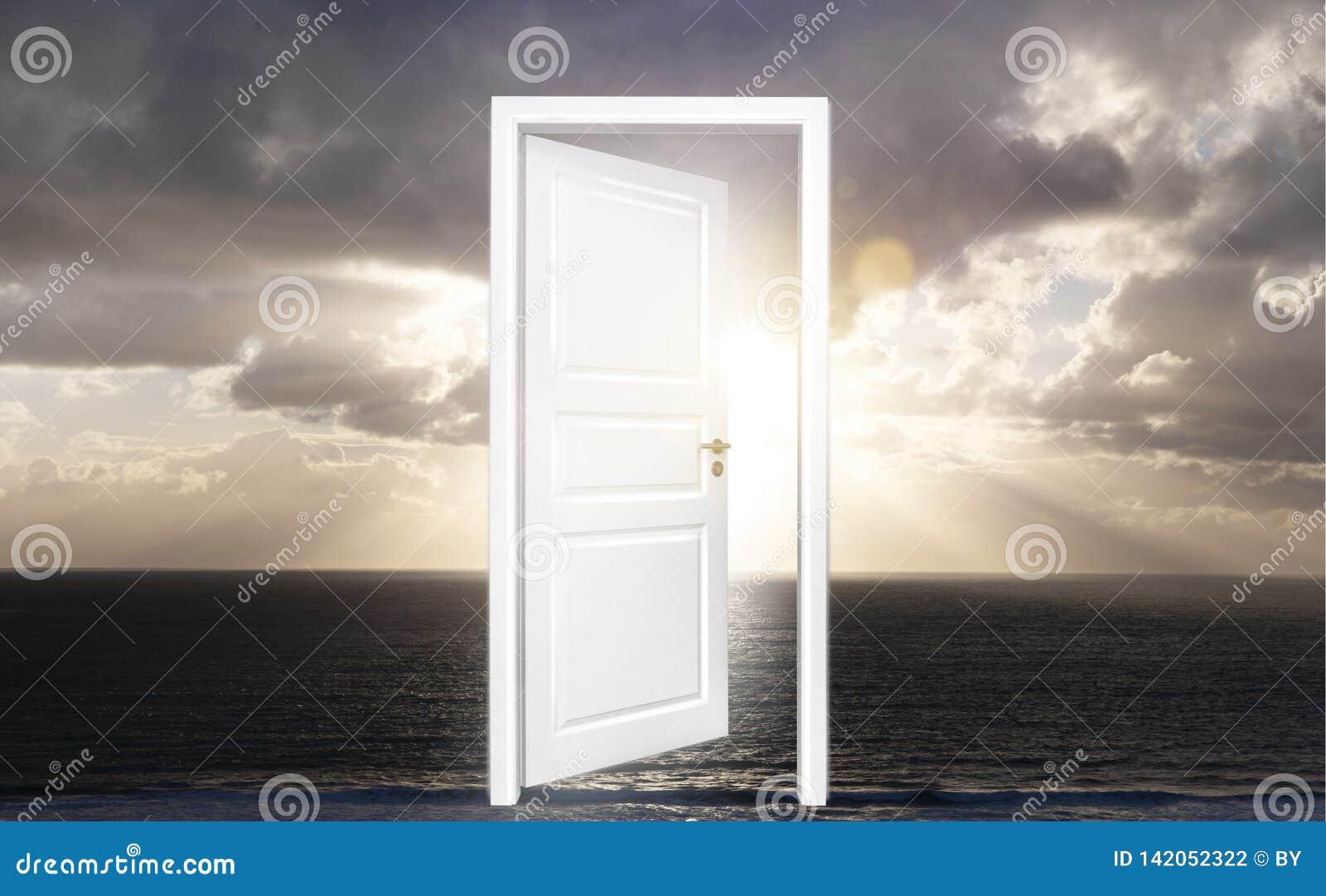 Tür zum Horizont