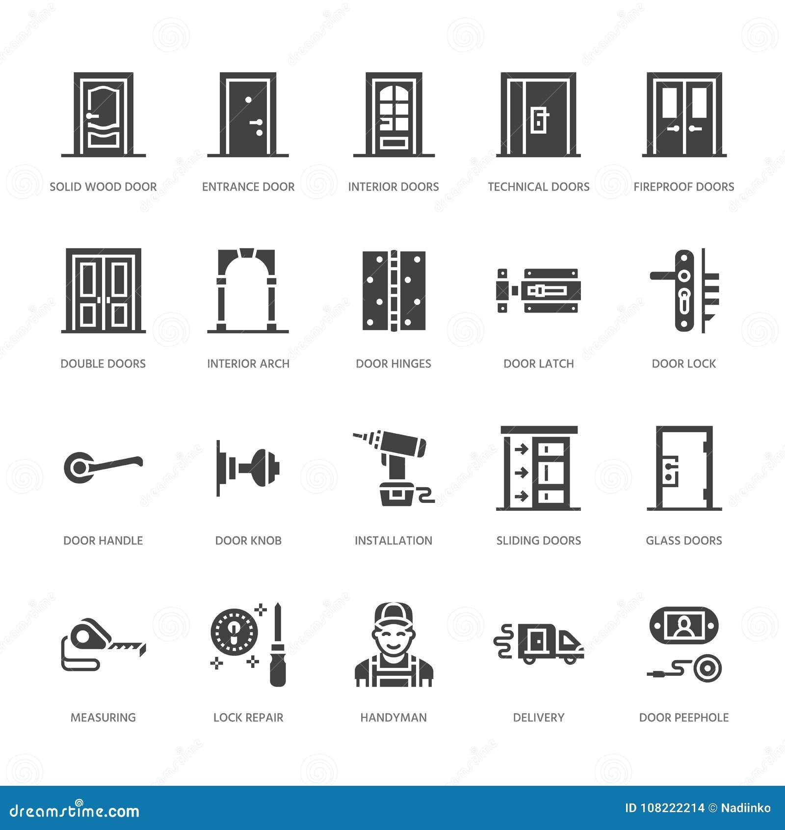 Großartig Küchenschrank Türarten Galerie - Küche Set Ideen ...