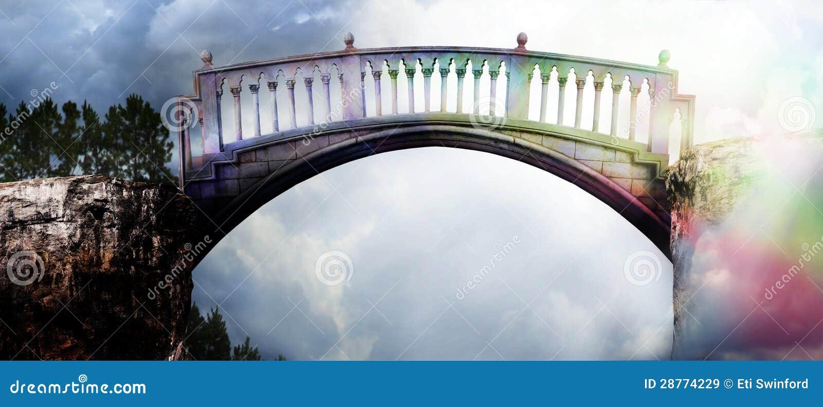 Tęcza most