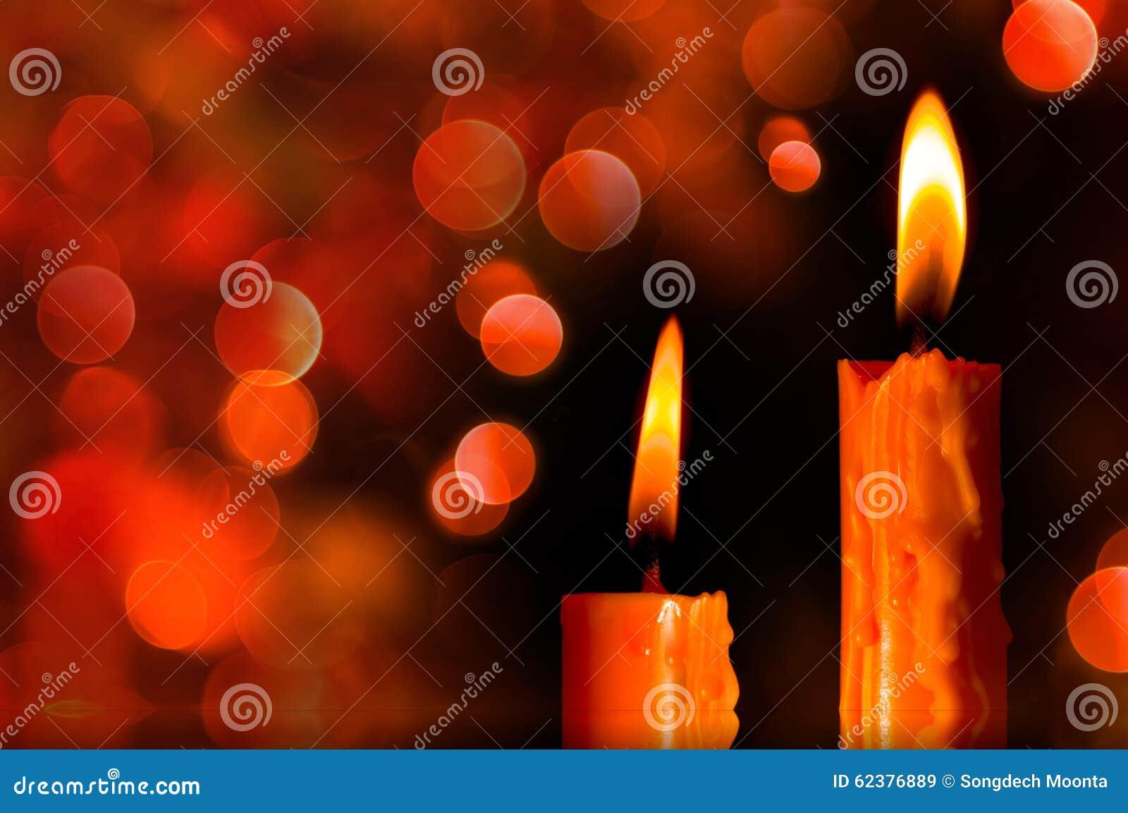 Tła świeczki bożych narodzeń dekoraci prezenta złoty xmas