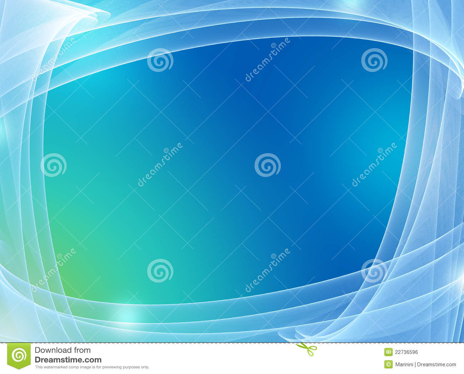 Tła błękit obramiająca sieć
