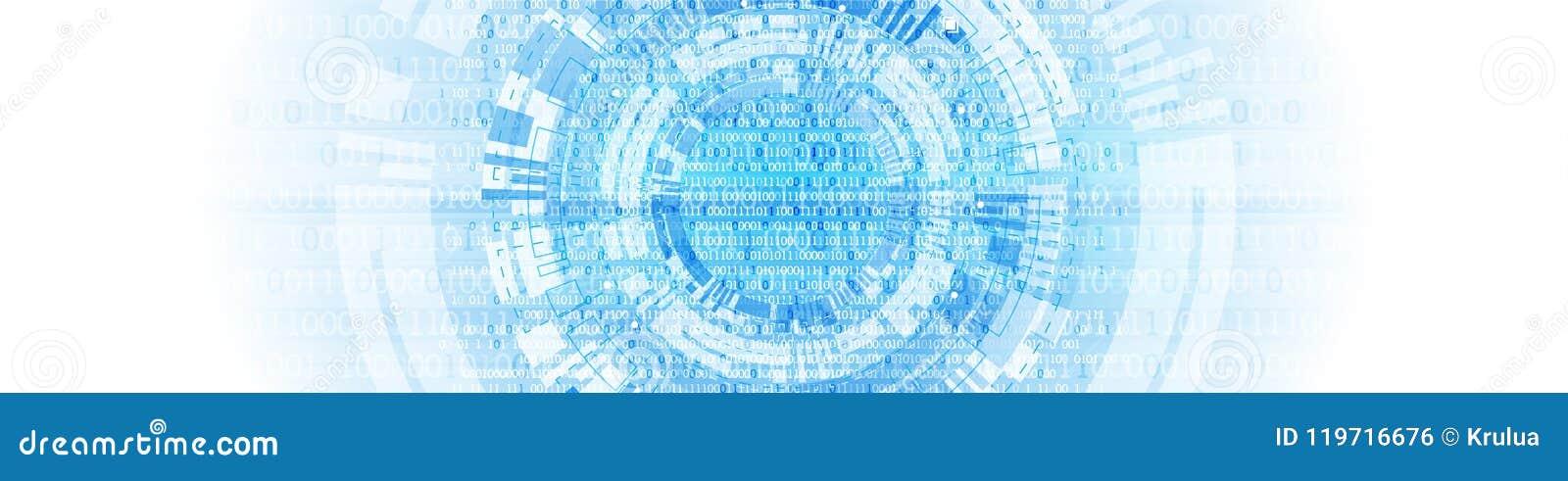Tła binarnego kodu ziemi telefonu planety technologia binarnego kodu komputer Wektorowy Illustratio