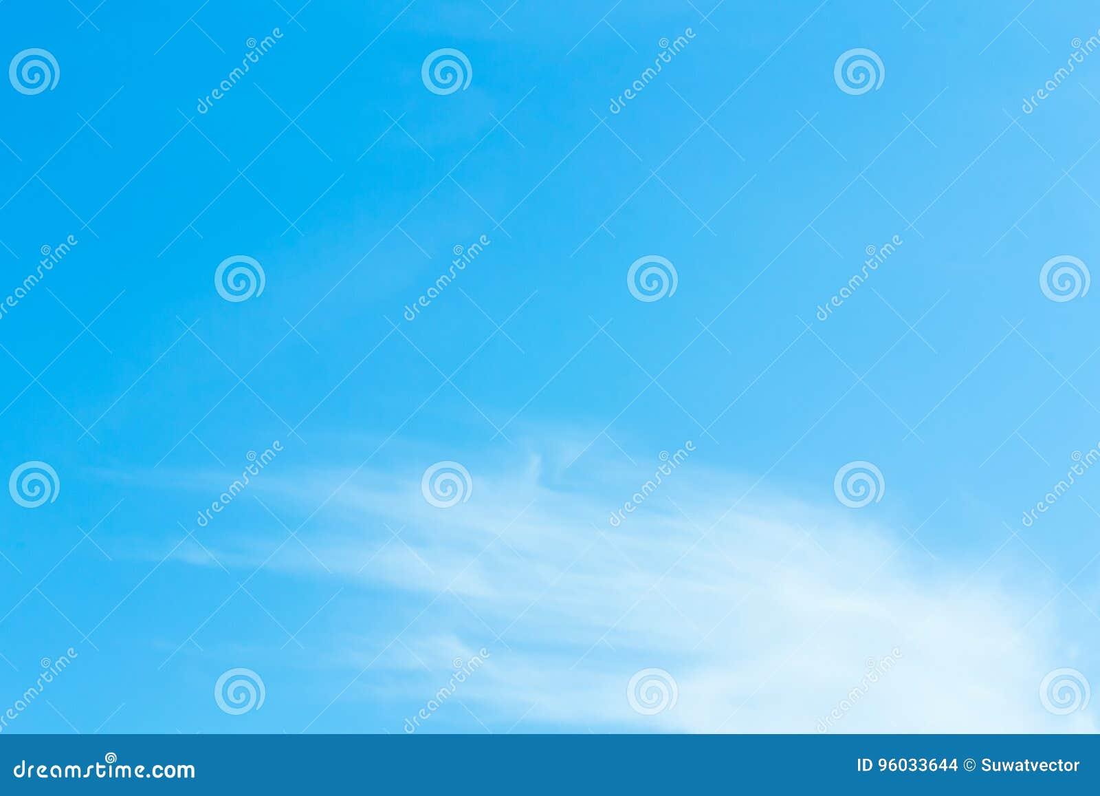 Tła niebieskie niebo