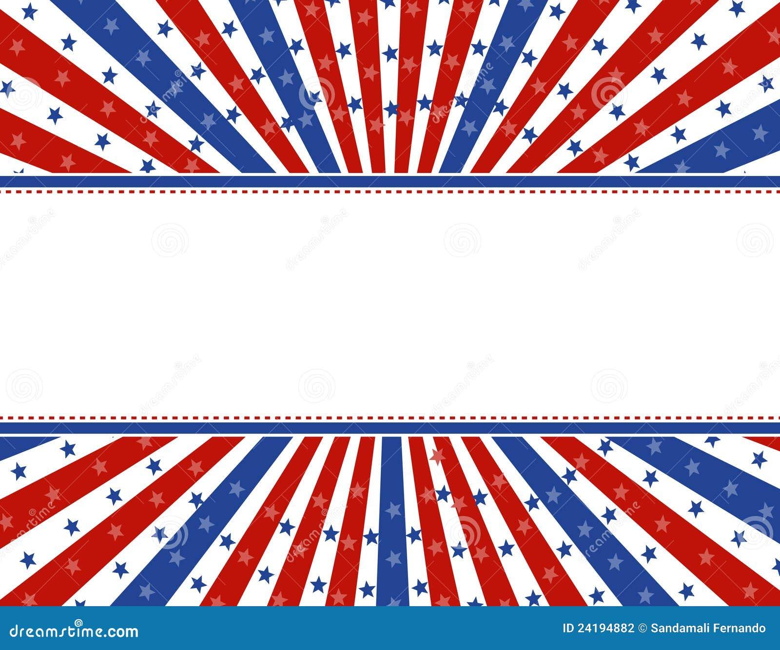 Tła patriotyczny rabatowy