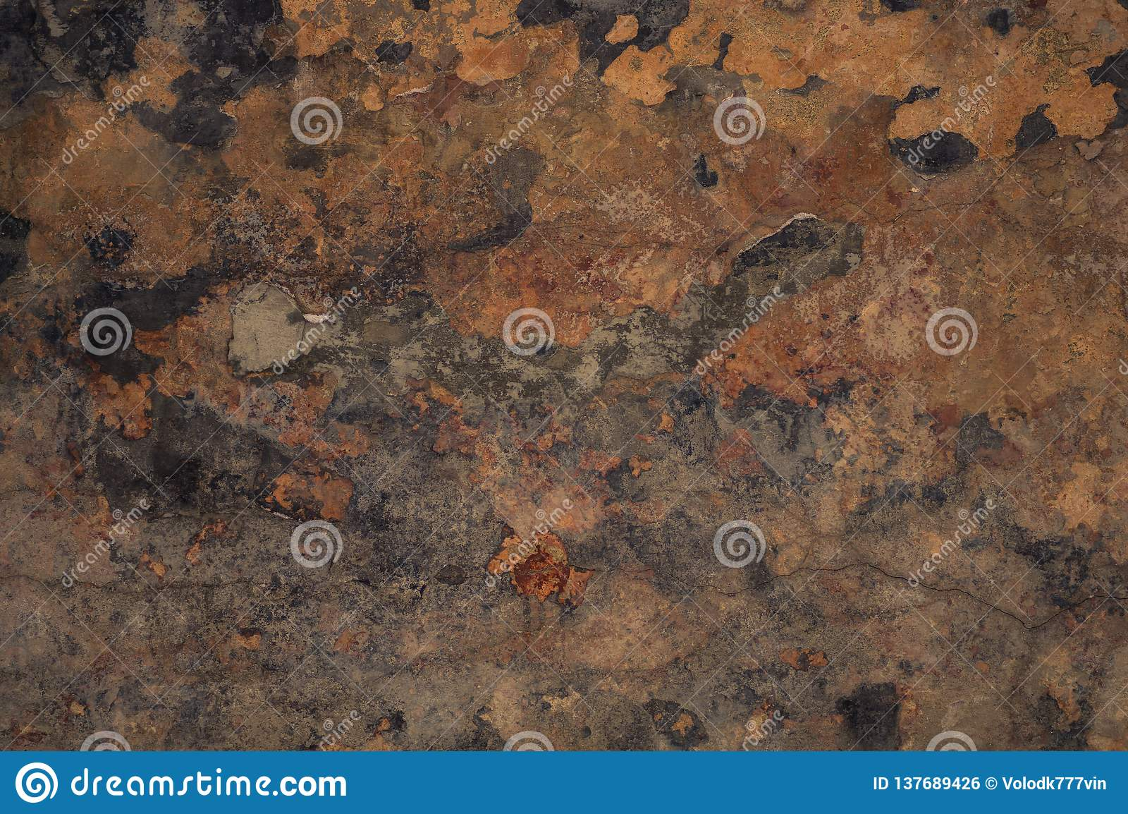 Tła target663_0_ brązu grunge tła ściana